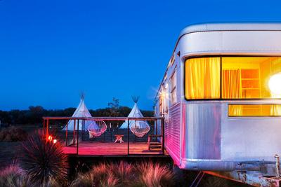4 Luxe Airstream Resorts to Fall in Love With