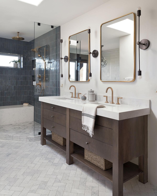 Rooms We Love / Bathroom Redo Sink