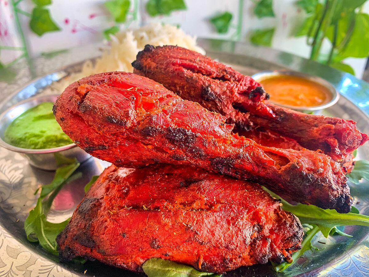 Takeout This Week / Curryosity Tandoori Chicken