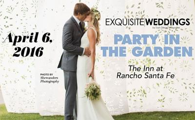 You're Invited to the Exquisite Weddings Spring Launch Party