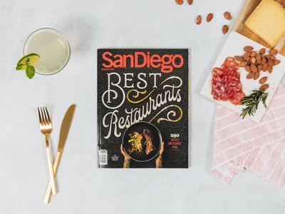 We Are Back / San Diego Magazine