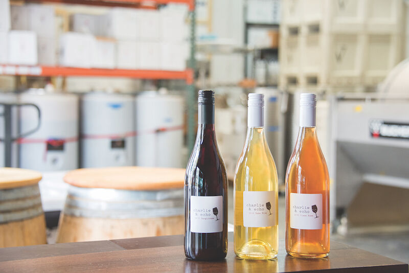 Natural Wines - Charlie and Echo 2