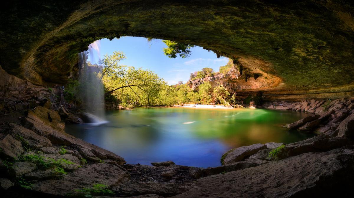 Austin - Hamilton Pool Preserve