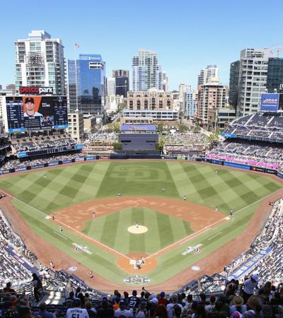 Re-Create Padres Stadium