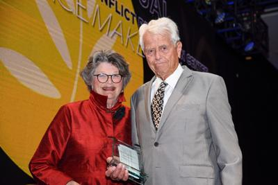 National Conflict Resolution Center's Peacemaker Awards Dinner Raises More Than $1 Million