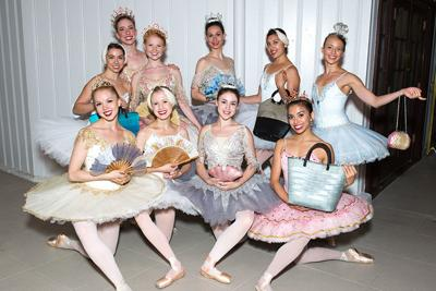 Event Photos: Ballet by the Bay