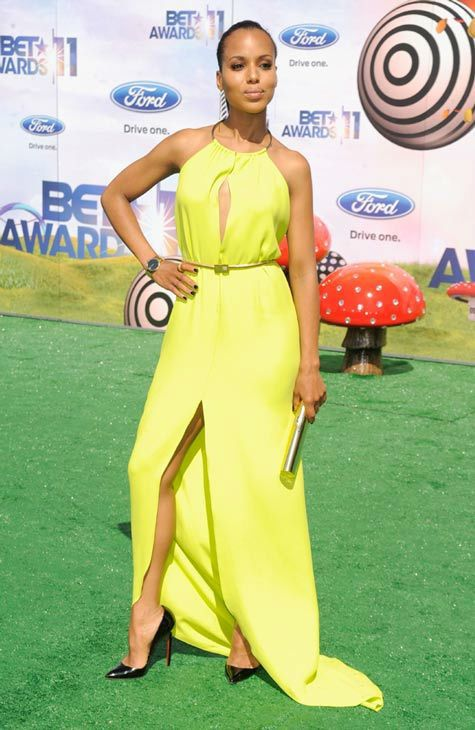 Best Dressed at the BET Awards