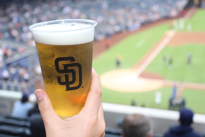How Good is Petco Park's Beer Lineup?