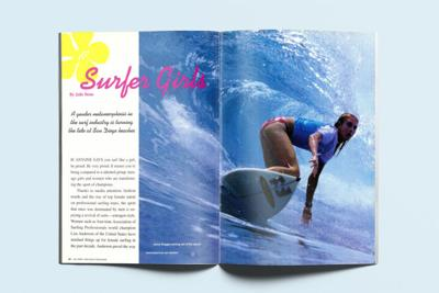From the Archives: Surfing Like a Girl in 2000