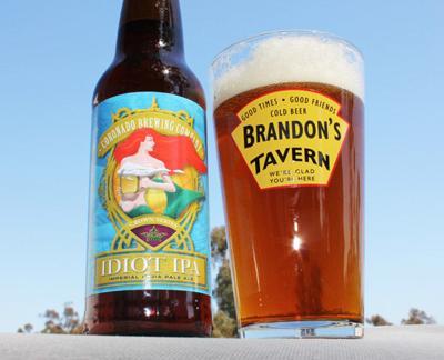 Beer of the Week: Coronado Brewing Company Idiot IPA