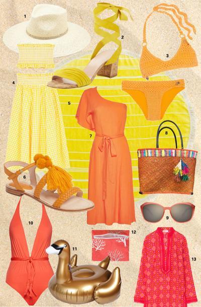 13 Fashion Essentials to Get You Summer-Ready