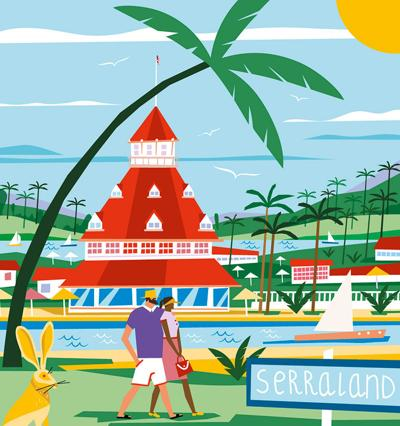 Why Do People Call It Coronado Island When It's a Peninsula?