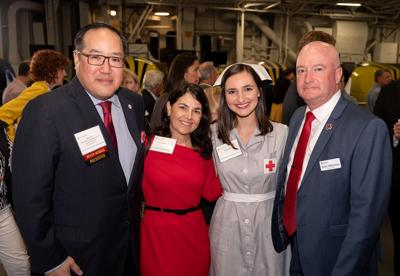 Real Heroes Honored at Red Cross Breakfast