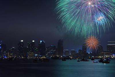 San Diego Fourth of July Guide 2017