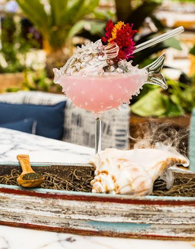 Top Shelf: The $150 Cocktail at Hotel Del Coronado