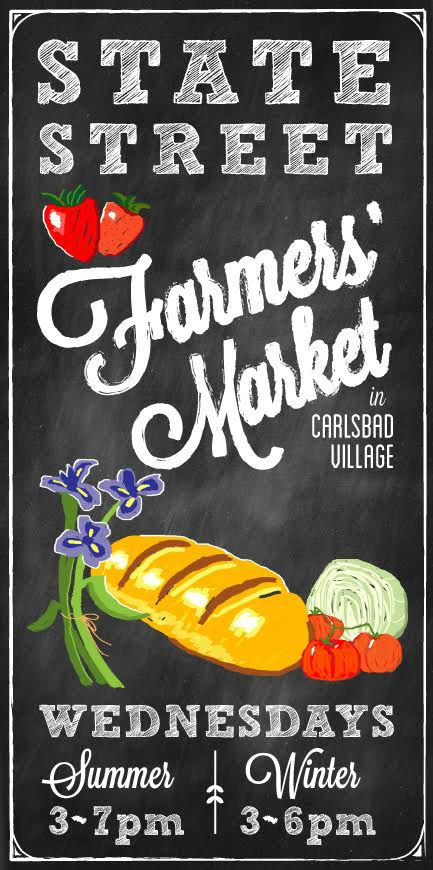 Carlsbad's Weekly Farmer's Market
