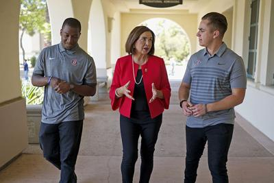 Celebrating Women: Meet San Diego State University's First Female President