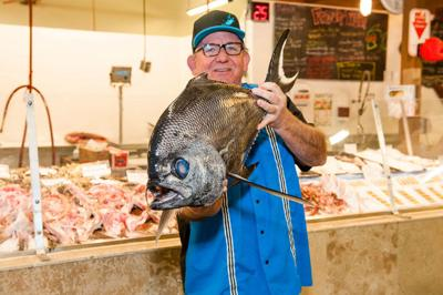 Tommy the Fishmonger Talks About Going Solo while Staying Sustainable