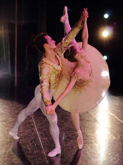 "City Ballet of San Diego Presents ""The Nutcracker"""