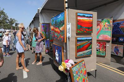 Order Your Tickets Today for ArtWalk Carlsbad