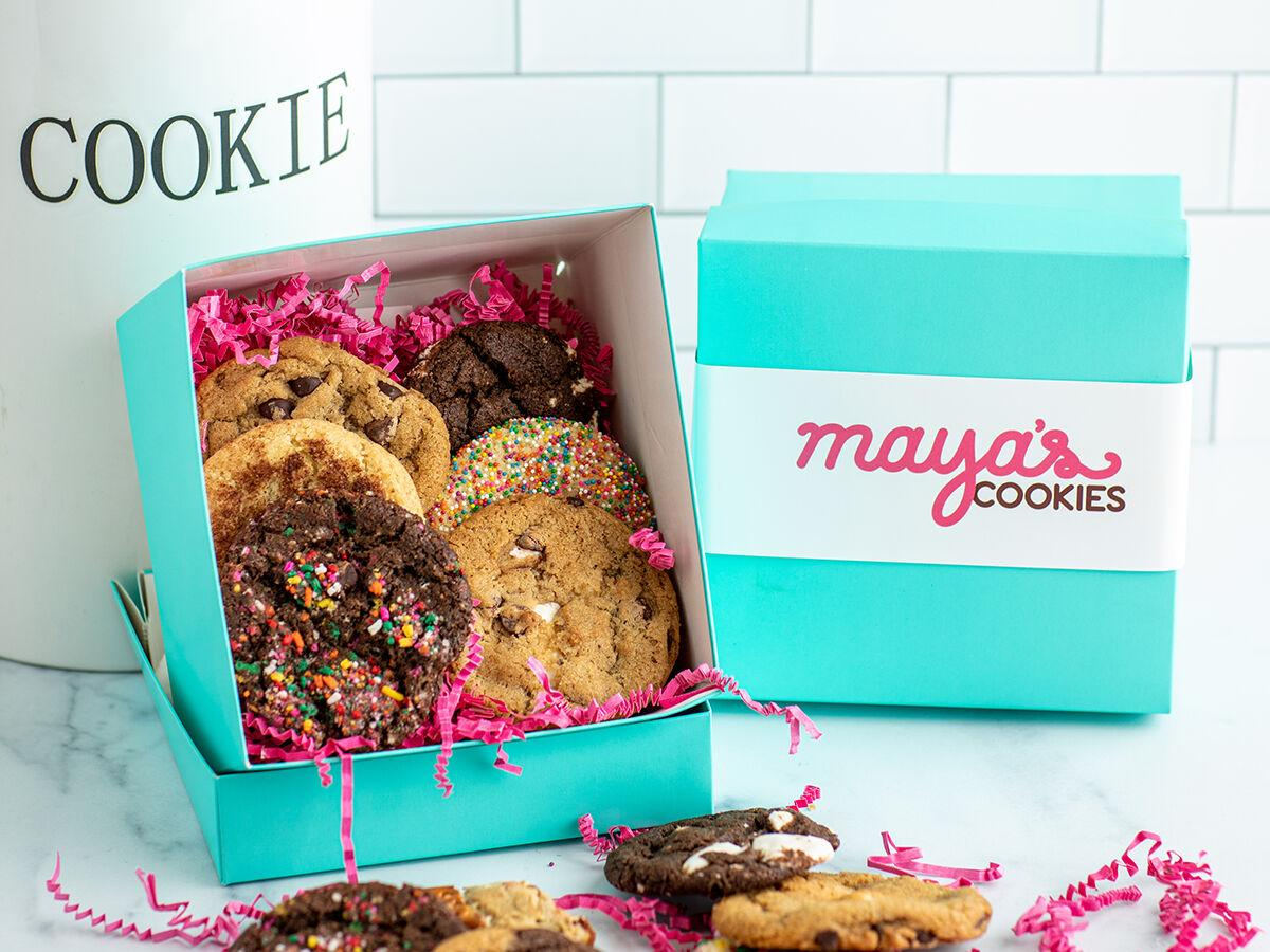 What We're Loving / Maya's Cookies