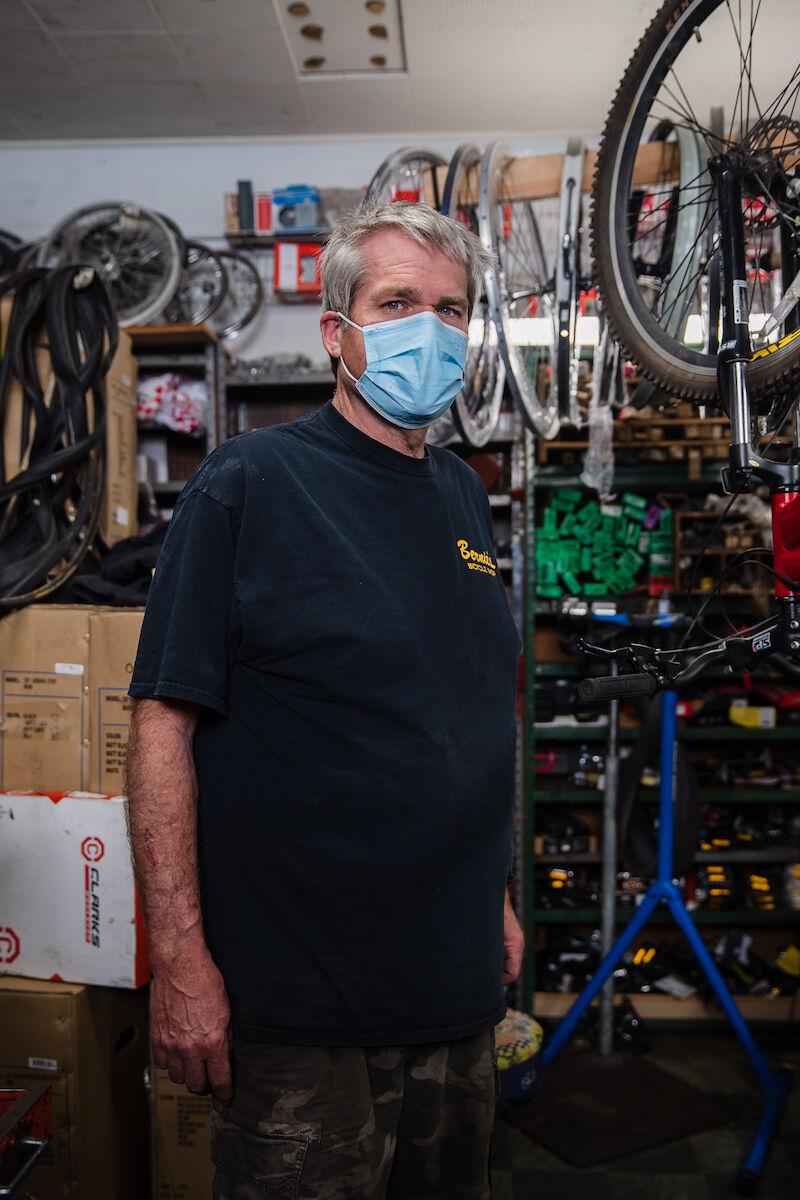 Bike Shop Owners - Bernie's