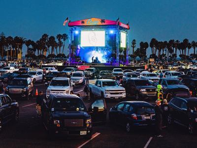 Concerts in Your Car / Stage