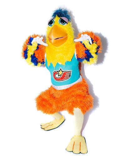 The Guy Inside the San Diego Chicken