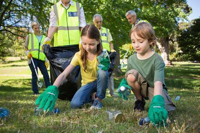 10 Places Kids Can Volunteer in San Diego