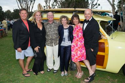San Diego Symphony Tux 'n Tennies Summer Bash