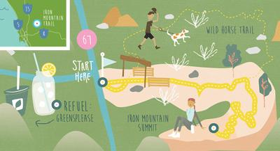 Trail of the Month: Iron Mountain Trail