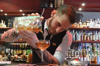 Prohibition Hosts UK Bartender Craig Robertson