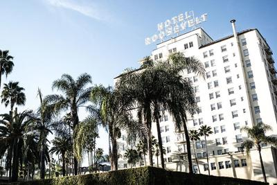 The Hollywood Roosevelt Hotel Turns 90