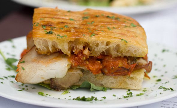 Everyday Eats: Paninis at Toast Enoteca & Cucina
