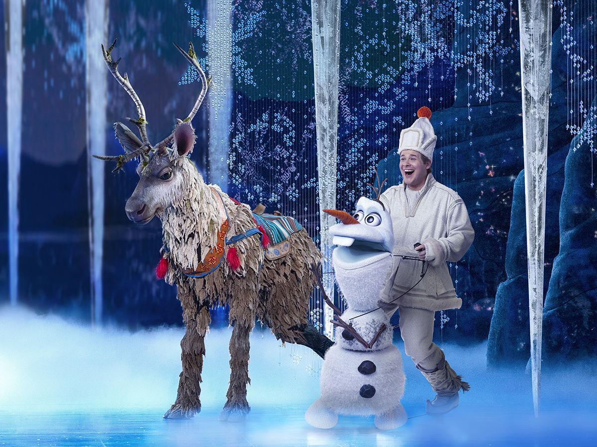 March 2020 – Disney's Frozen