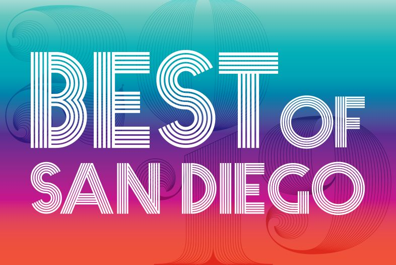 The Best of San Diego 2019