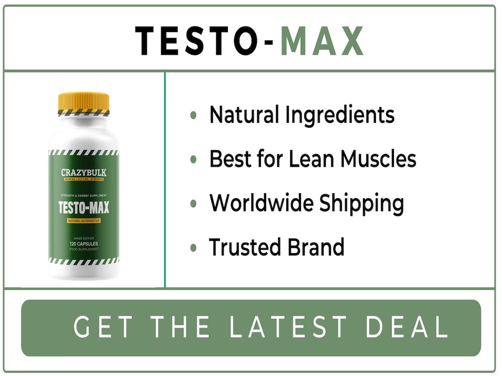 Testosterone Booster - Testomax