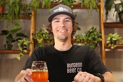 Have a Beer with Burgeon Head Brewer Anthony Tallman