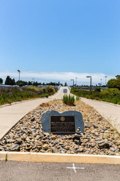 Rose Creek Bike Path