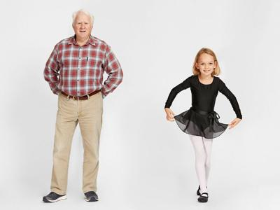 70 & Sunny –John and Ashlyn