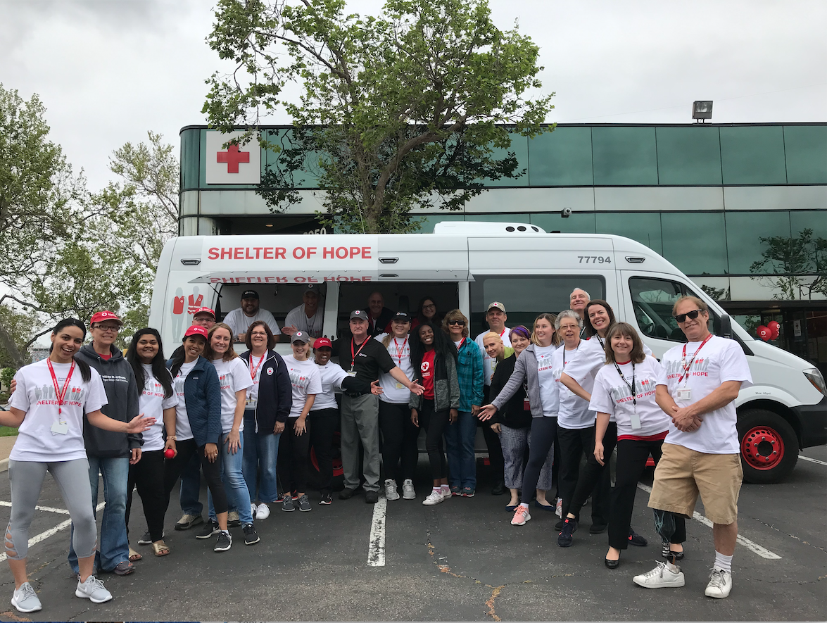 A Half-Million Dollar Boost for the Local Red Cross