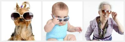Photo Contest: Pets, Babies, and Grannies in Sunglasses