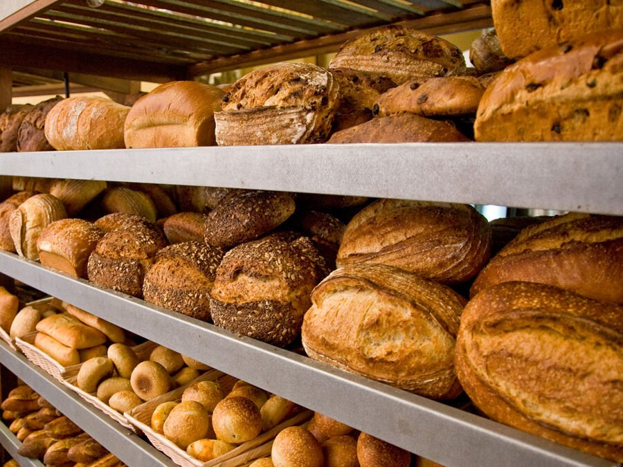 Bread & Cie / Bread Rack