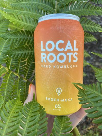 Local Roots Brings Hard Kombucha To North County