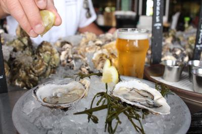 Beer and Oysters: Pearls of Wisdom
