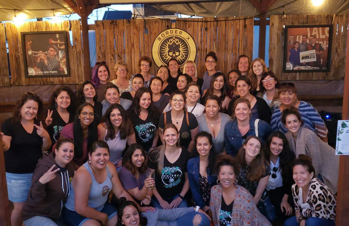 Happy Half Hour / Mujeres Brew Club 2