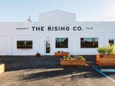 The Rising Co. / Exterior