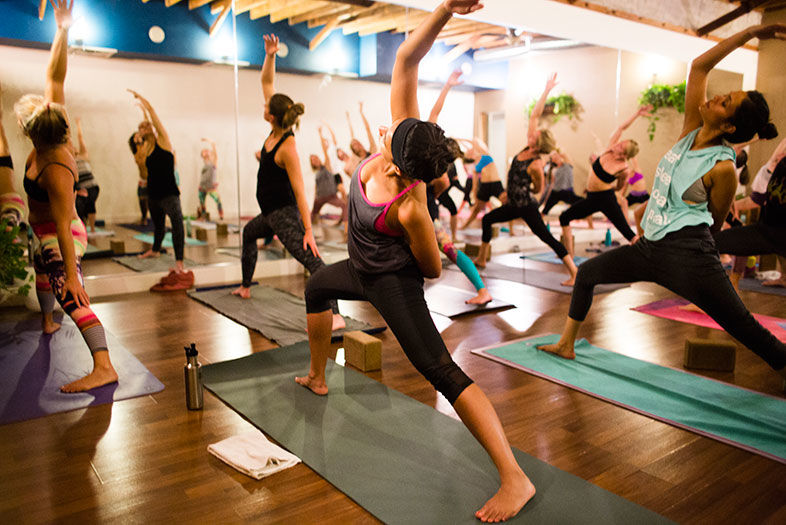 I Tried It Hip Hop Yoga Health Fitness Sandiegomagazine Com