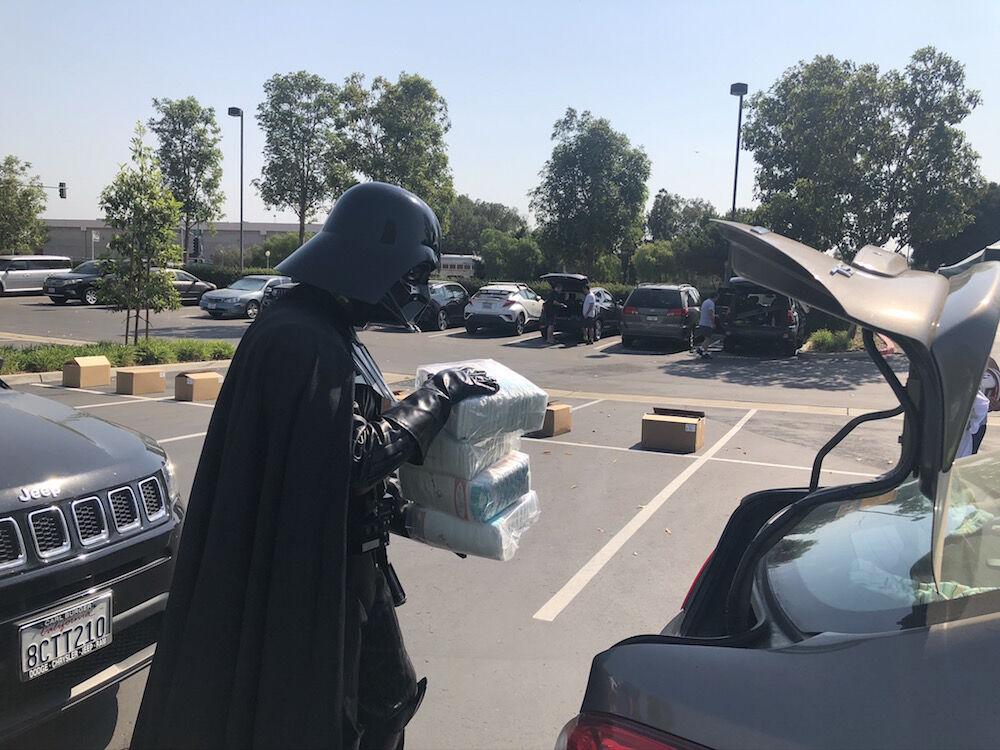MMGN Star Wars Diaper Drive