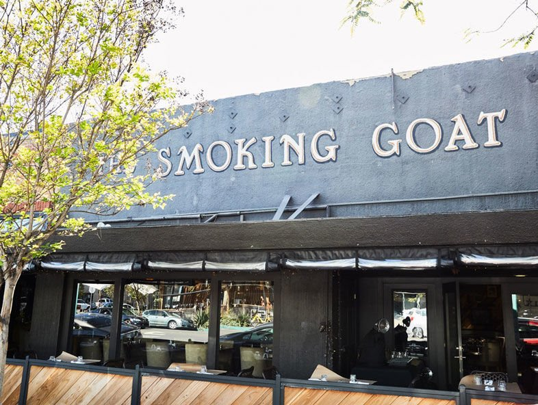 A Decade of Restaurant Lessons at The Smoking Goat